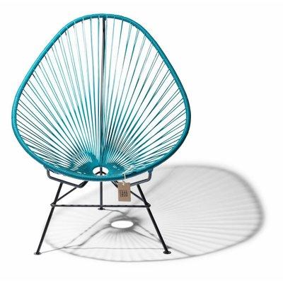 Acapulco Chair in petrol blue