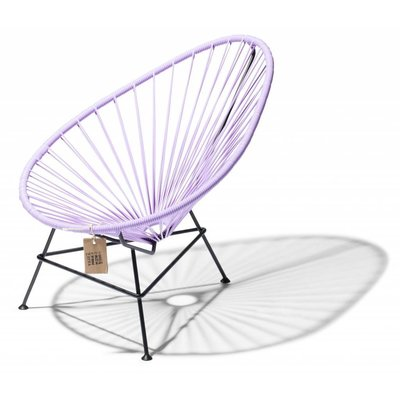 Acapulco kids chair, lilac