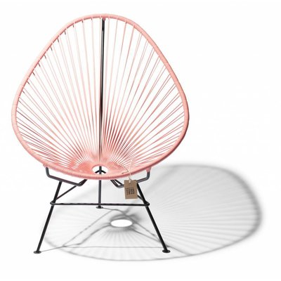 Acapulco Chair in Salmon Pink