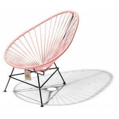 Acapulco kids chair, salmon pink