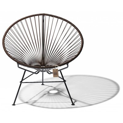 Condesa chair chocolate brown