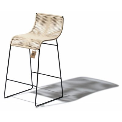 Barstool Zicatela in Beige