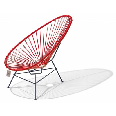 Acapulco Kids Chair in Red