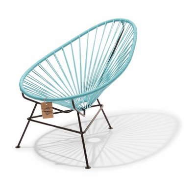 Acapulco Kids Chair in Pastel Blue