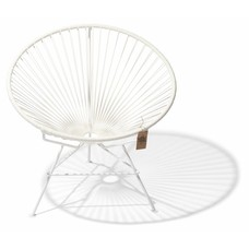 Condesa Chair white, white frame