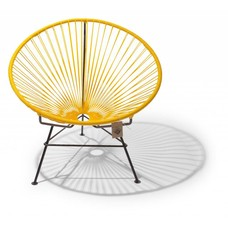 Condesa chair yellow