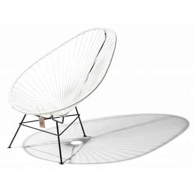 Acapulco Kids Chair in White
