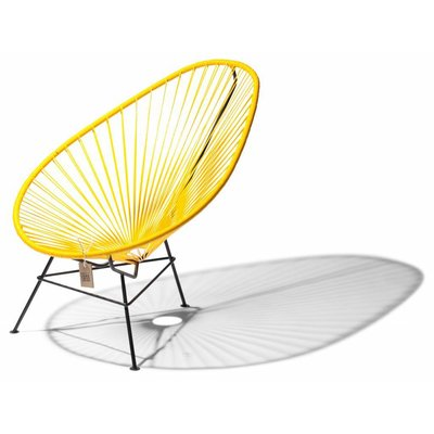 Acapulco Kids Chair in Yellow