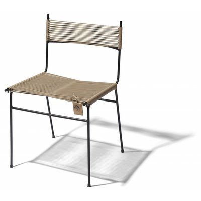 Polanco Dining Chair in Beige
