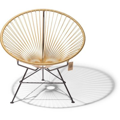 Condesa Chair in gold