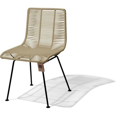 Rosarito Dining Chair in Beige