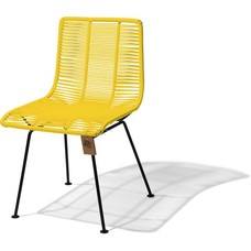 Rosarito chair yellow
