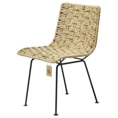 Rosarito Dining Chair Tule (Natural Reed)