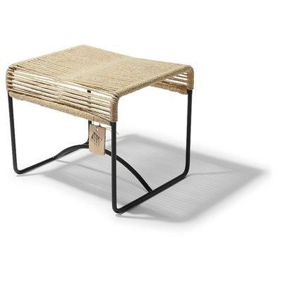 Xalapa Stool or Footrest in Hemp