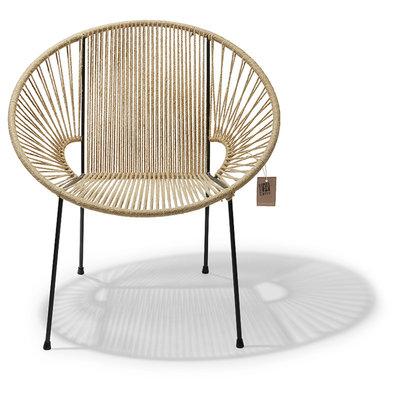 Luna Dining Chair in Hemp