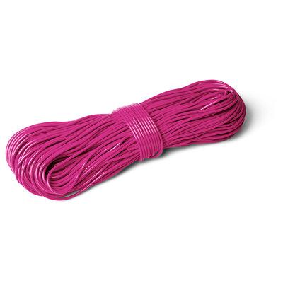 PVC Cord Coil in Fuchsia