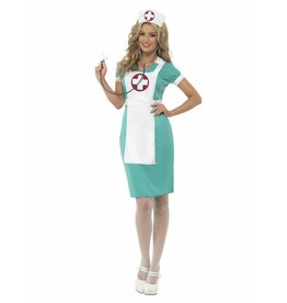 Smiffys Scrub nurse