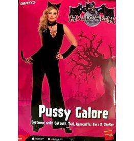 Pussy Galore Kat jumpsuit