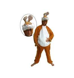 konijn bruin
