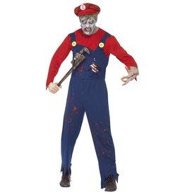 Smiffys zombie plumber