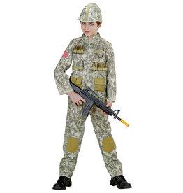 Widmann army soldier