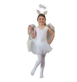 Funny Fashion witte ballerina 4 jaar