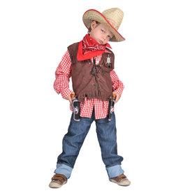 Smiffys cowboy vest