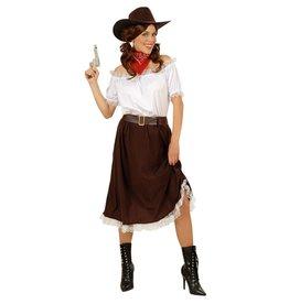 Funny Fashion cowgirl XL