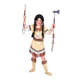 funny fashion/espa indian sioux girl