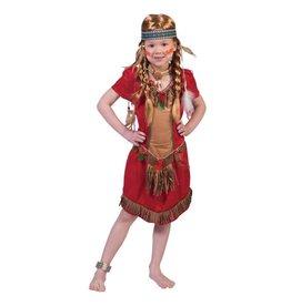 Funny Fashion red hawk girl