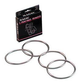 bristol Magic linking rings Goocheltruc