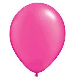 funny fashion/espa ballonnen fluo roze