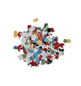 confetti multi 100 gr
