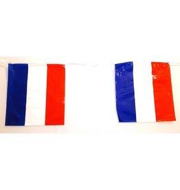 Funny Fashion vlaggenlijn Frankrijk 1006 cm