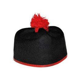 Funny Fashion hoed pastoor