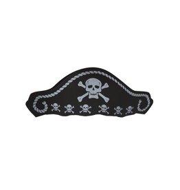 Funny Fashion Gummi piraathoedje