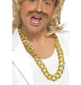 gouden ketting pooier pimp rapper