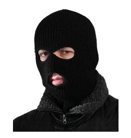 Funny Fashion bivakmuts zwart