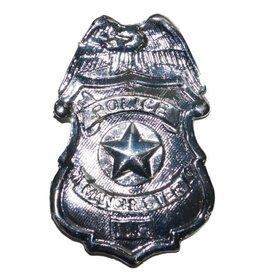 funny fashion/espa politie badge