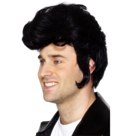 Smiffys rockstar wig