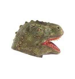 Funny Fashion Latex masker dinosaurus