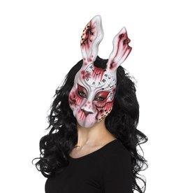 Smiffys evil bunny mask