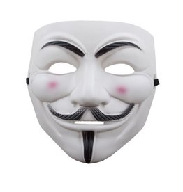 Funny Fashion V for Vendetta Guy Fawkes masker