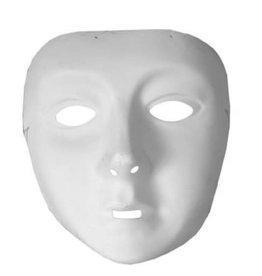 masker wit vrouw