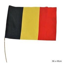vlagje op stok België
