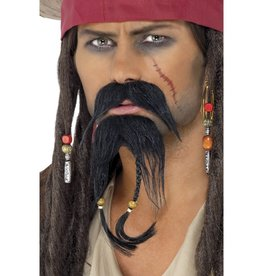 Smiffys pirate beard set