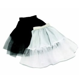 funny fashion/espa White Petticoat