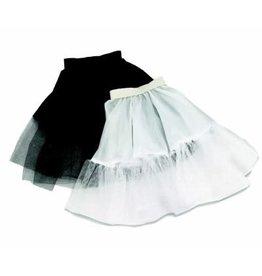 Funny Fashion White Petticoat