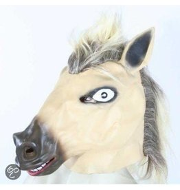masker paard