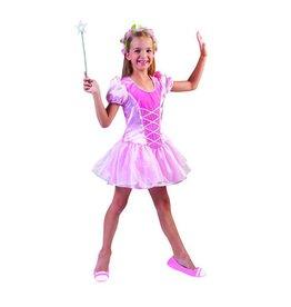roze prinses kort m